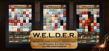 Graphite Lab brings W.E.L.D.E.R. to Kindle Fire!