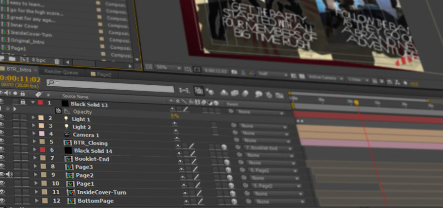 Render After Effects Projects Faster
