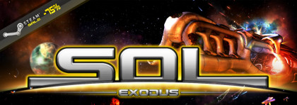 SOL: Exodus on the Steam Autumn Sale!
