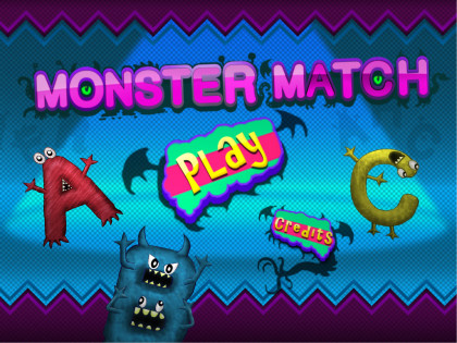 Monster Match hits Google Play today!