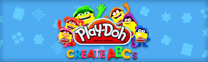 Play-Doh Create ABCs – Crafting the Characters