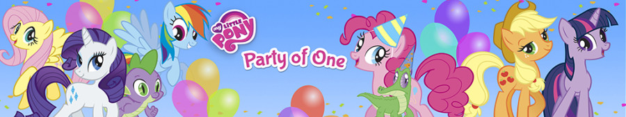 My Little Pony: Party of One hits the App Store!