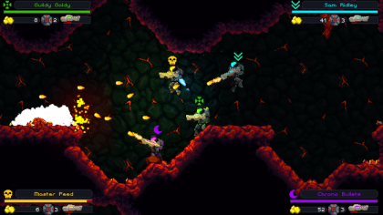 Dev Log   Hive Threat System, New Environments, Public Forums, and more playtesting!