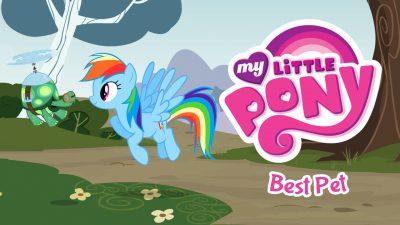 My Little Pony Best Pet