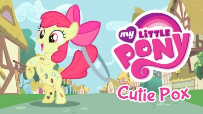 My Little Pony Cutie Pox