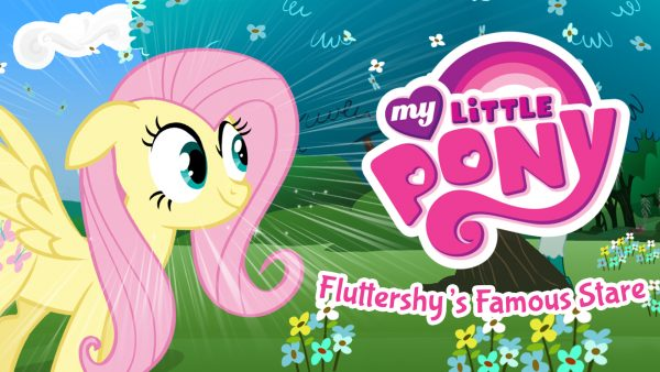 My Little Pony Fluttershy's Famous Stare