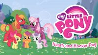 My Little Pony Hearts and Hooves Day