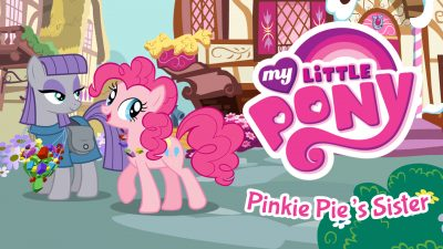 My Little Pony Pinkie Pies Sister