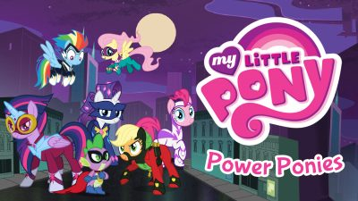 My Little Pony Power Ponies