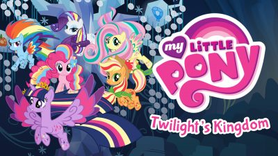 My Little Pony: Twilight's Kingdom Banner