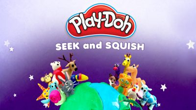 Play-Doh: Seek and Squish Banner