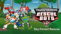 Transformers Rescue Bots Sky Forest Rescue