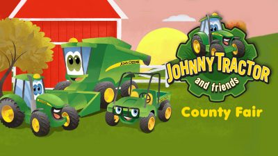 Johnny Tractor and Friends County Fair