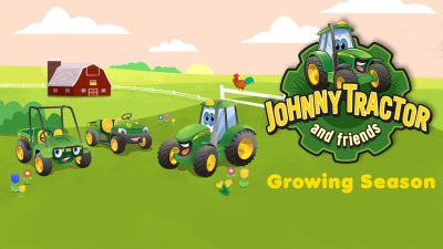 Johnny Tractor Growing Season