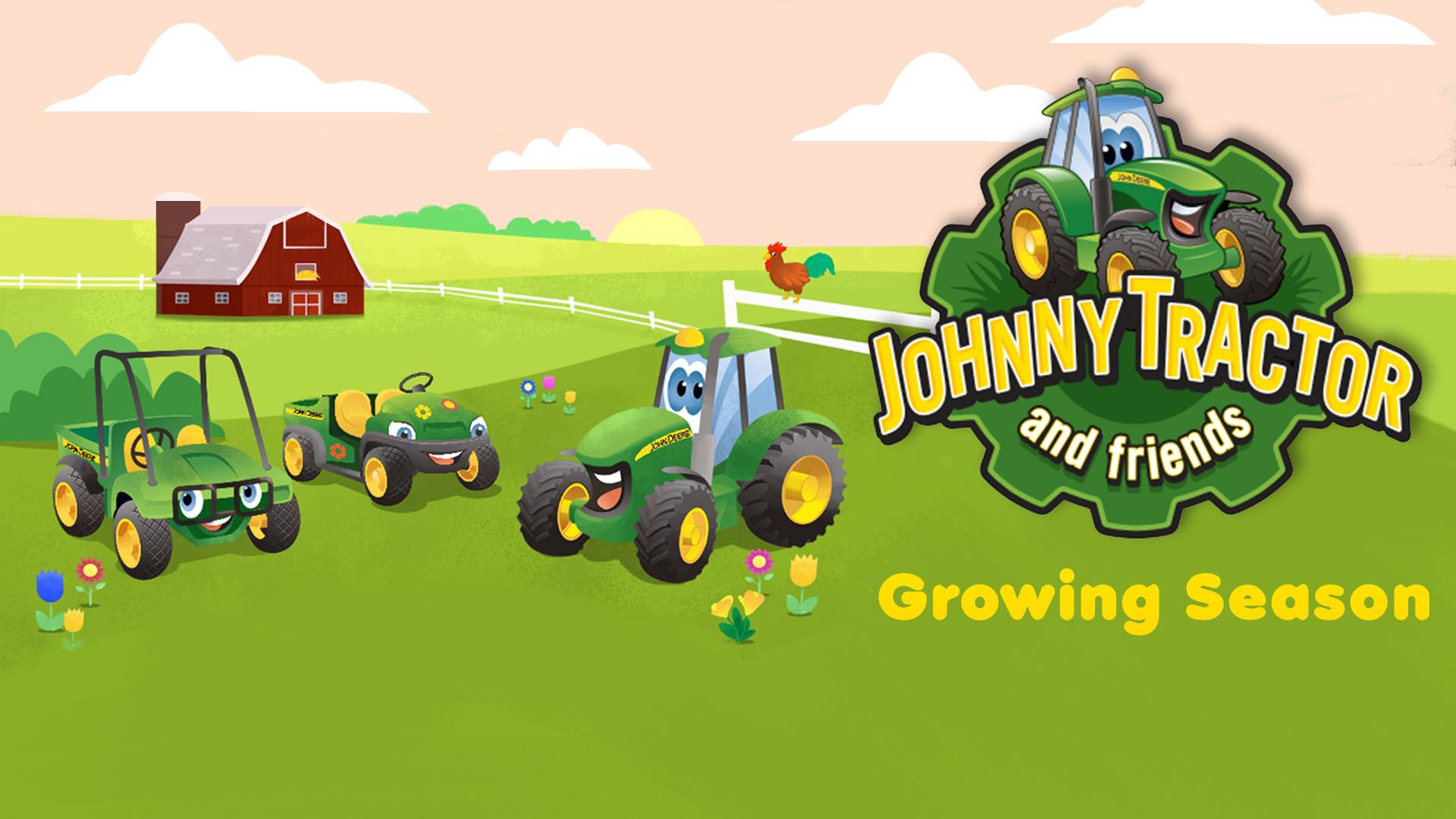 Johnny Tractor Growing Season