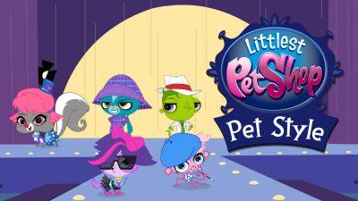 Littlest Pet Shop Pet Style Banner