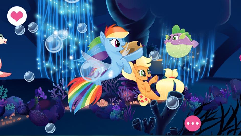 My Little Pony The Movie App